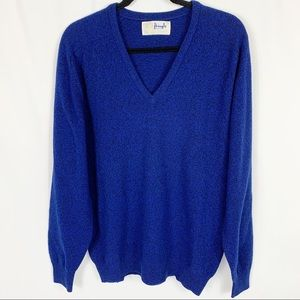 Pringle Of Scotland Lambswool Pullover Sweater XL
